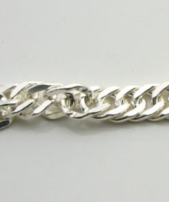 Silver Singapore Chains 100 Gauge - 5.5mm Wide