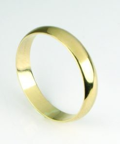 9ct-gold-4mm-d-shaped-wedding-band