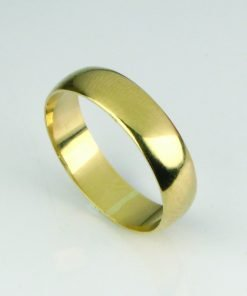 9ct-gold-5mm-d-shaped-wedding-band-