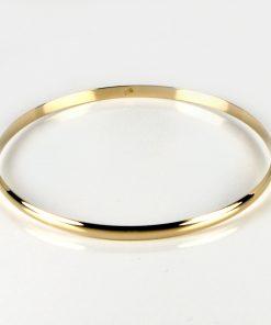 9ct-gold-4mm-d-shaped-bangle